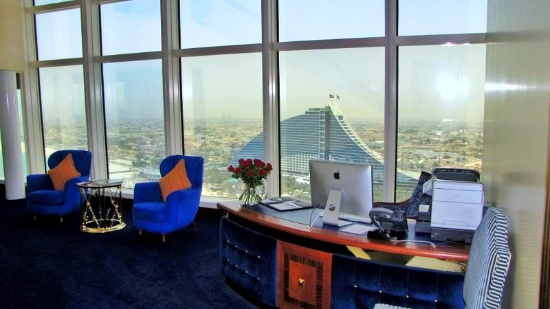 The Work Desk