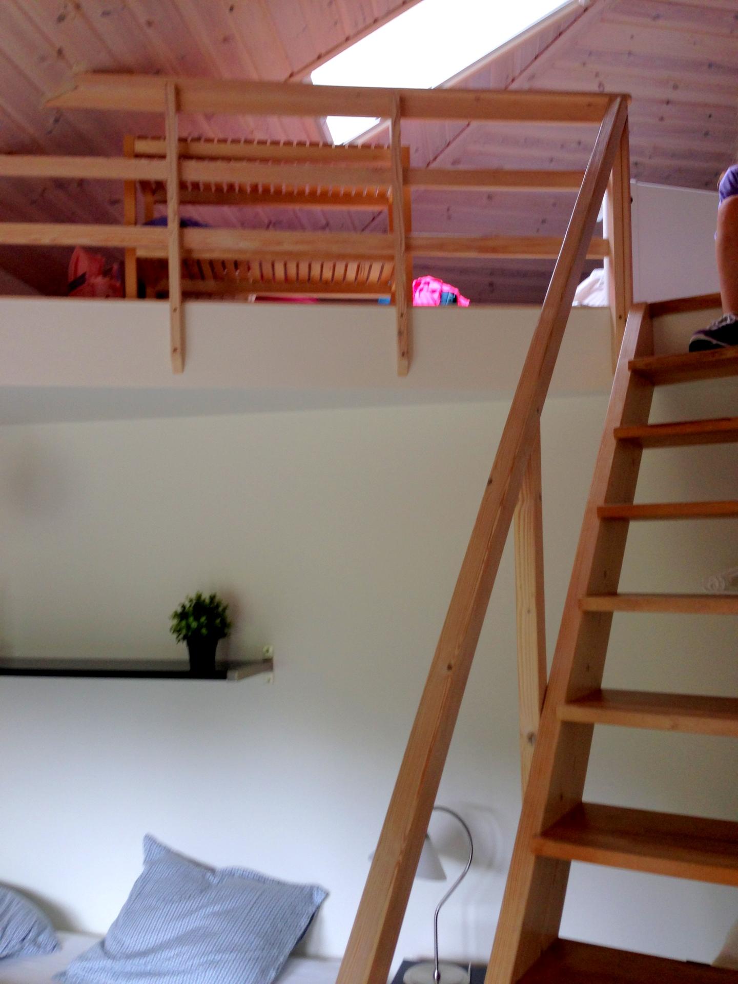 Bedroom + Loft